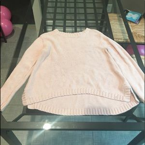 Old navy light pink sweater